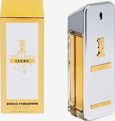 paco rabanne Eau de Toilette '1 Million Lucky' in goldgelb, Produktansicht