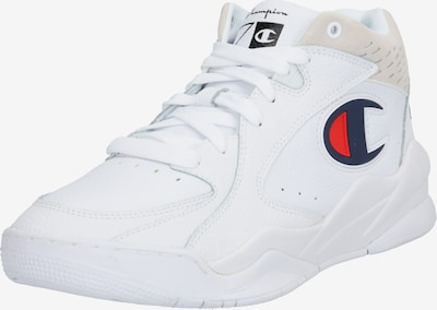 Champion Authentic Athletic Apparel Sneaker 'ZONE MID' in weiß, Produktansicht