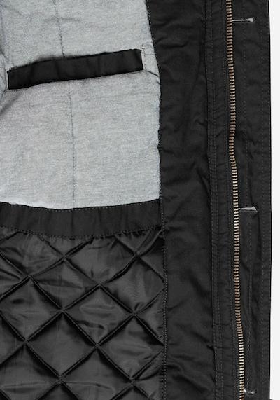 !Solid Parka SOLID Clark Parka in schwarz, Produktansicht