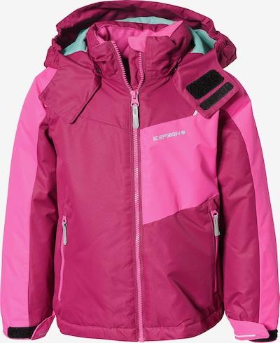 ICEPEAK Skijacke 'Jeddo' in pink / pitaya, Produktansicht