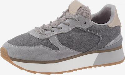 CAMEL ACTIVE Sneaker 'Fog' in camel / rauchgrau / graumeliert, Produktansicht