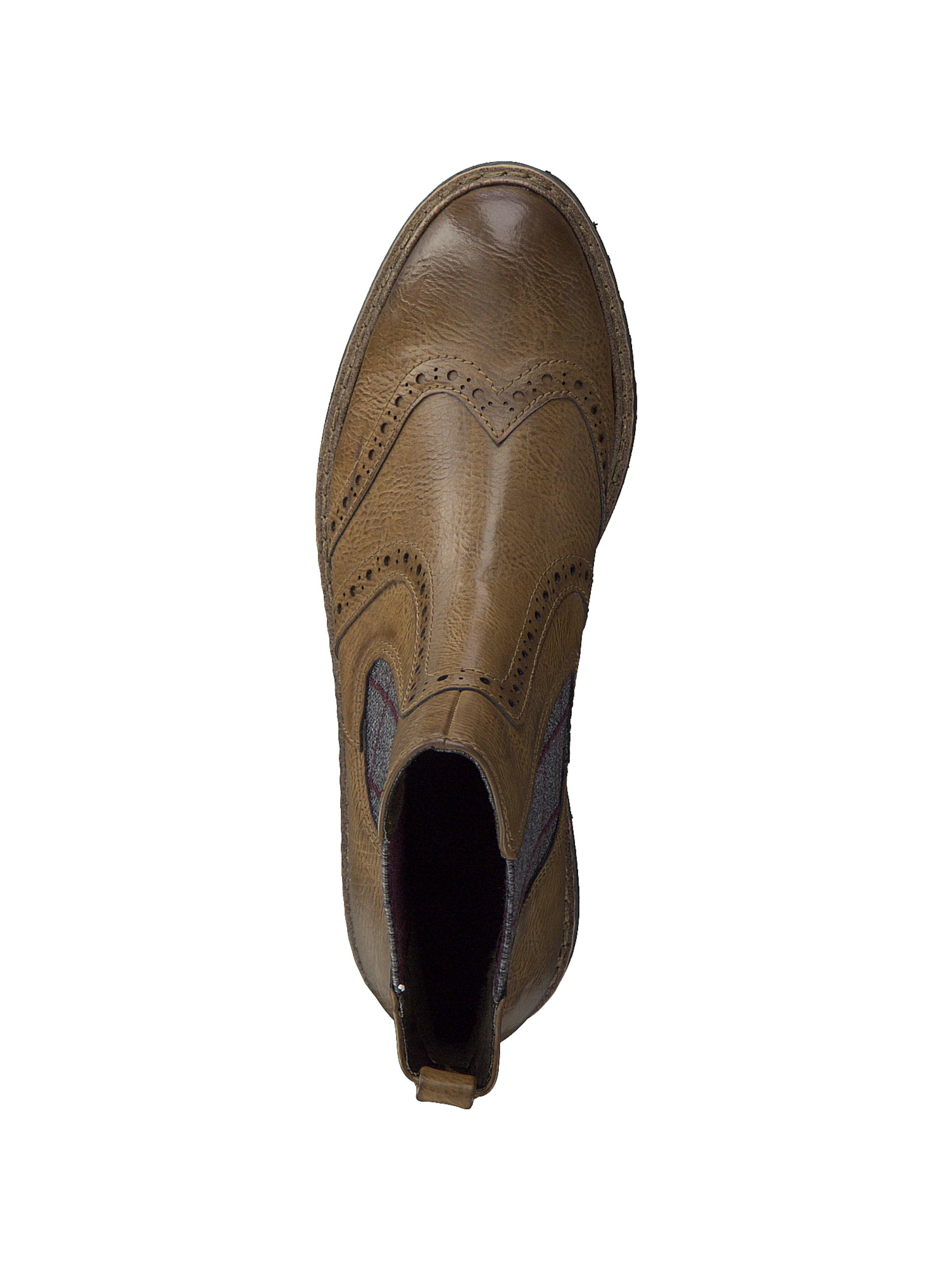 Marco Tozzi Boots En Chelsea Marron 08nmNw