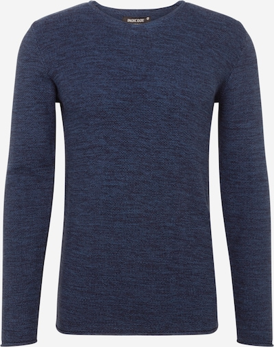 INDICODE JEANS Pullover 'Christian' in navy, Produktansicht