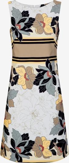 Nicowa Sheath Dress 'MARA' in Light blue / Yellow / Taupe / Black / White, Item view