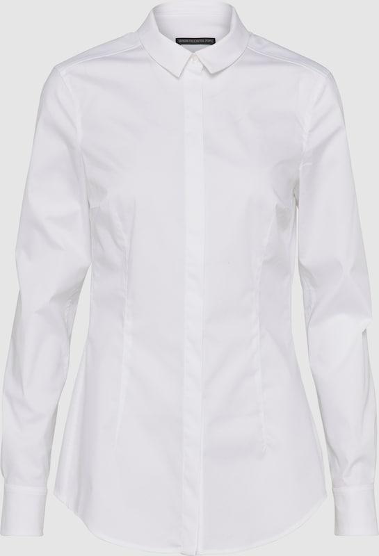 DRYKORN Blause 'LIVY' in weiß  Neue Kleidung in dieser dieser dieser Saison f768eb