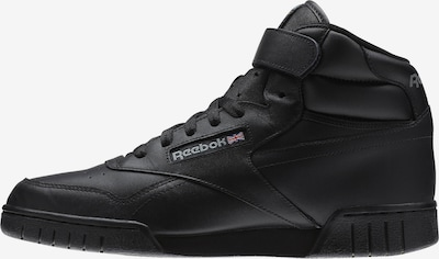 Reebok Classics Sneaker 'Ex-O-Fit Hi' in schwarz, Produktansicht