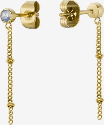 ROSEFIELD Ohrringe in gold, Produktansicht
