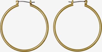 Pilgrim Uhani 'Layla' | zlata barva, Prikaz izdelka
