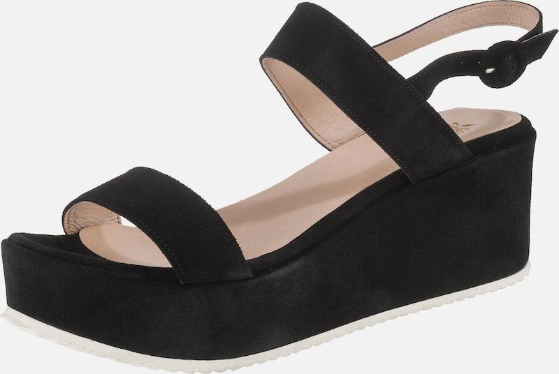 tamaris sandaletten kim schwarz