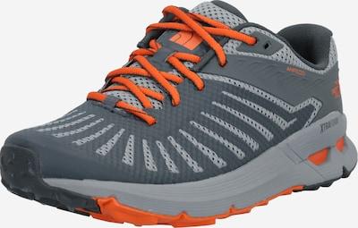 THE NORTH FACE Chaussure de sport 'AMPEZZO ' en graphite / gris chiné: Vue de face
