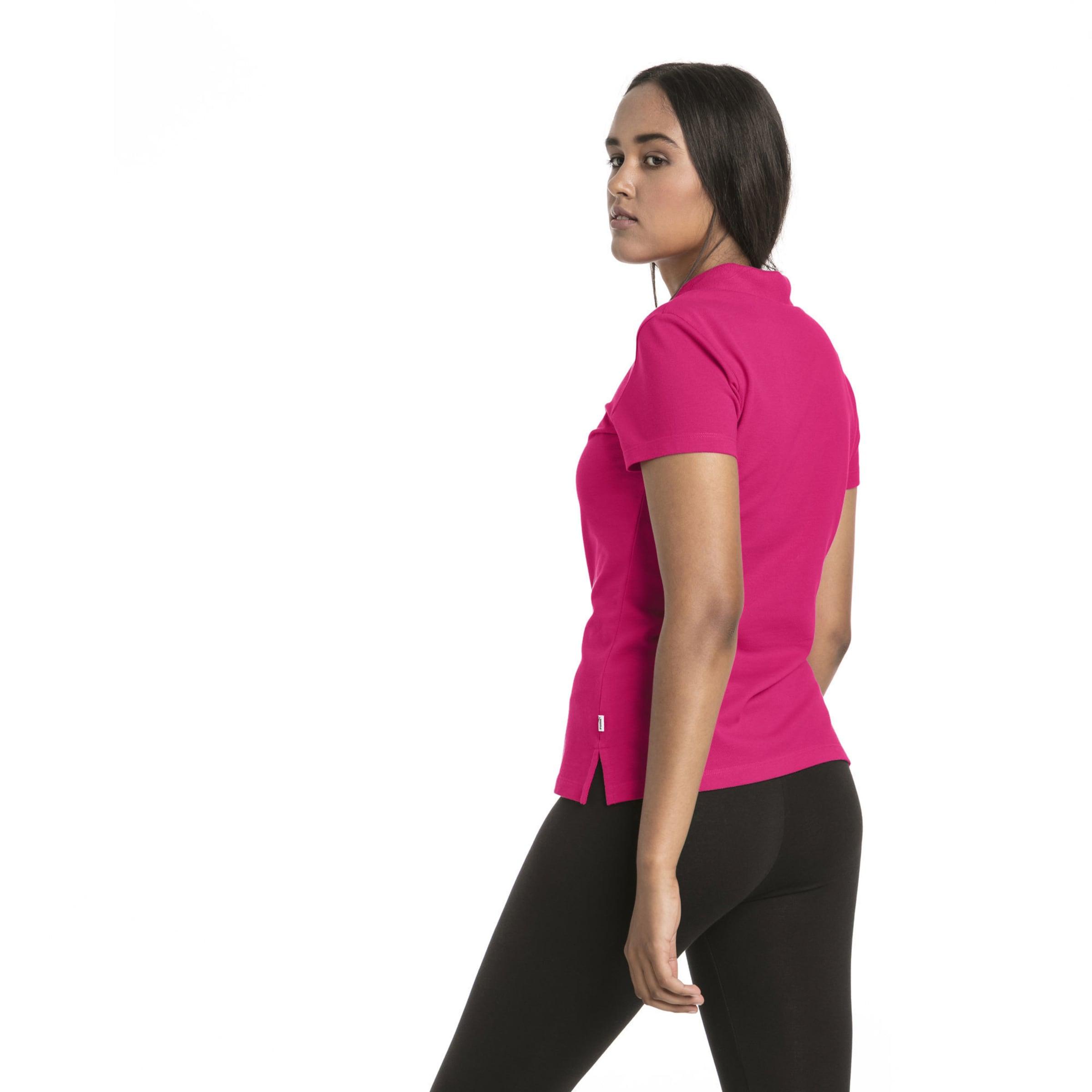 Puma 'essentials' In Puma Pink Polo Polo 'essentials' rQdtshC