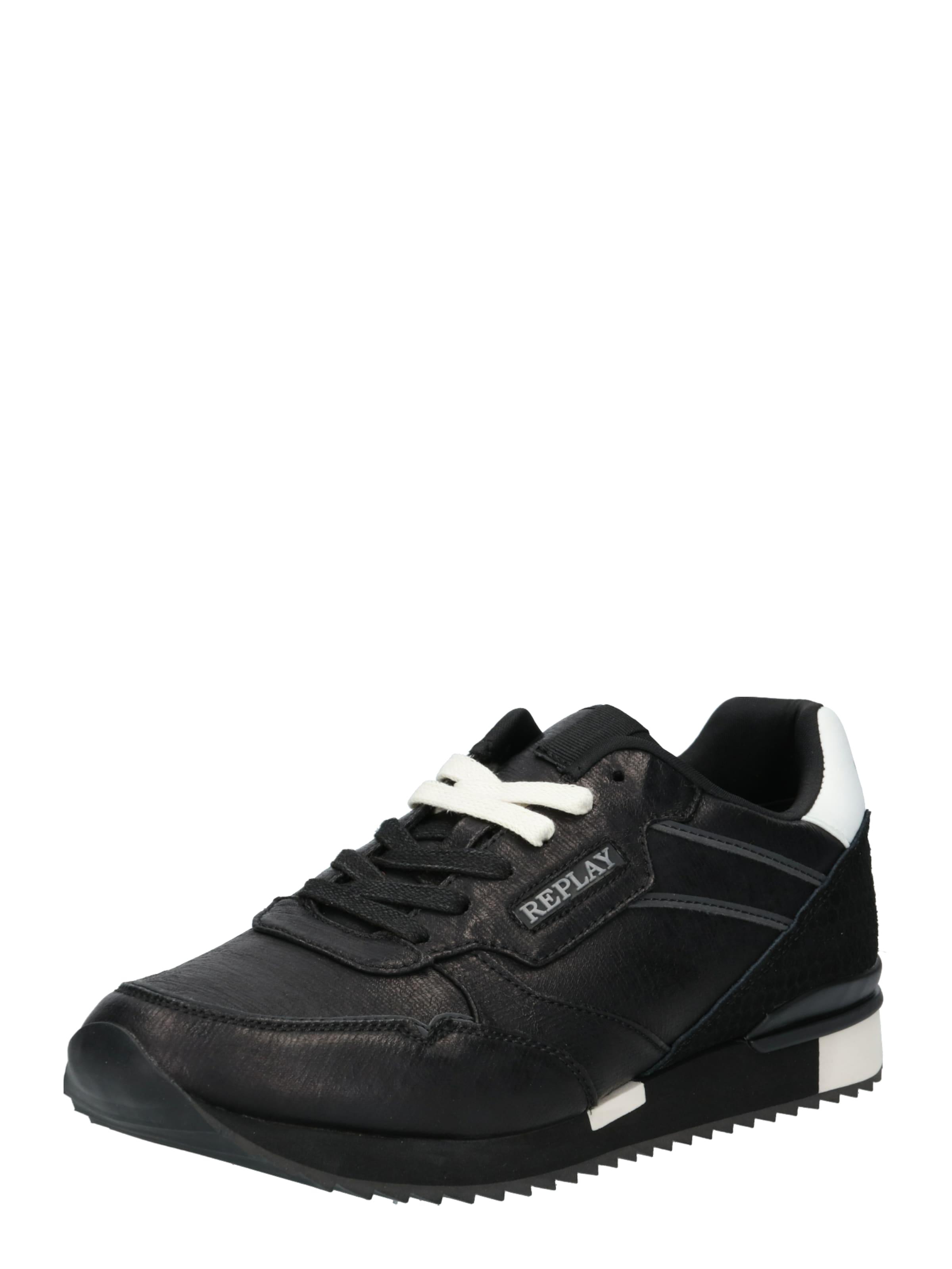 SchwarzWeiß Replay 'buckcode' In Replay Sneaker Sneaker 'buckcode' Kc31lFTJ