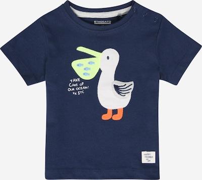 STACCATO T-Shirt in dunkelblau / mischfarben, Produktansicht