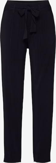 SAINT TROPEZ Hose 'R5005, BELTED PANT' in schwarz, Produktansicht