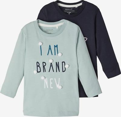 NAME IT Shirt in opal / enzian / hellpink / weiß, Produktansicht