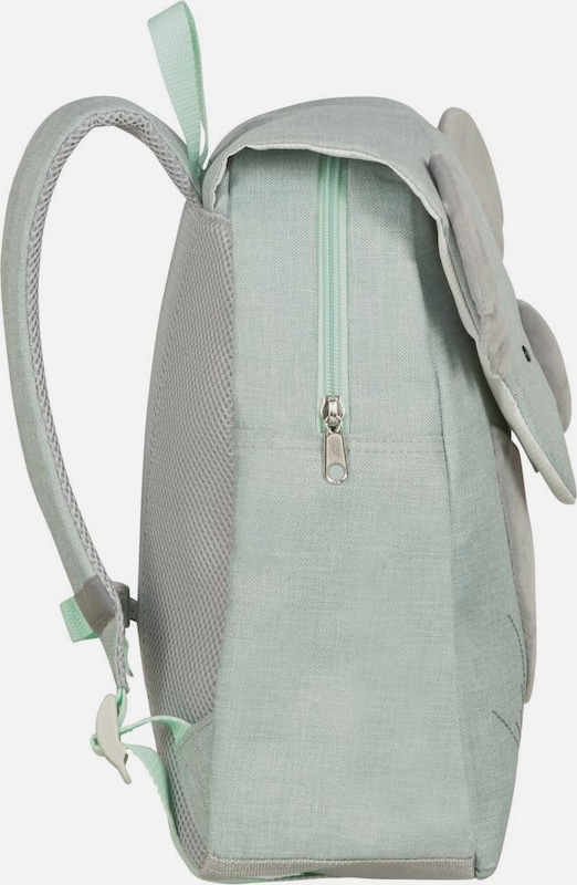 SAMMIES BY SAMSONITE Kinderrucksack 'Koala Kody' in greige / mint: Frontalansicht