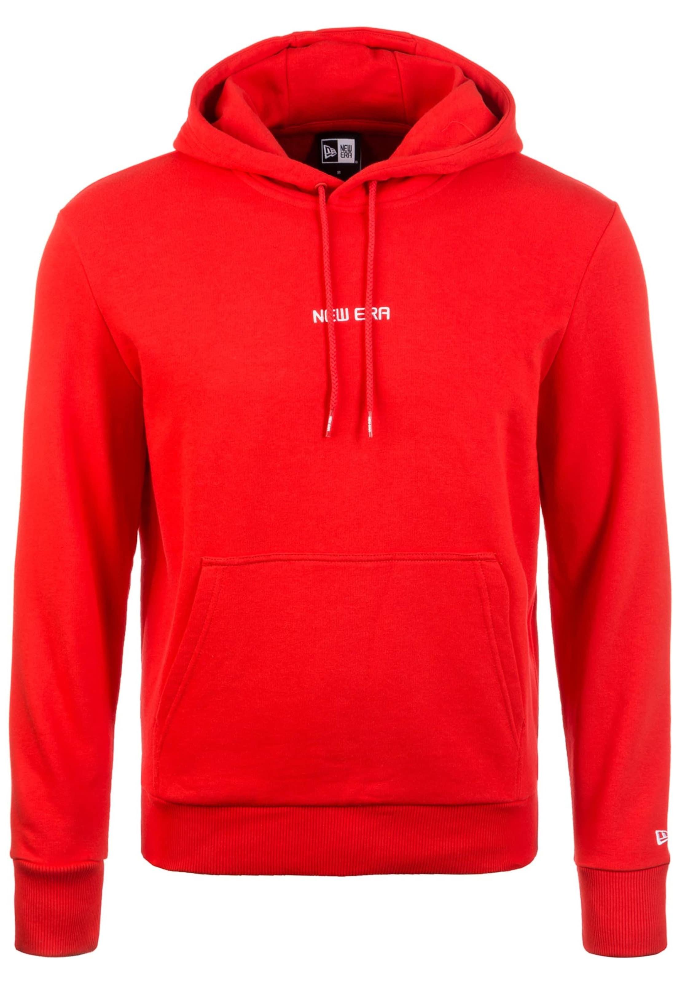 'essential' shirt Rouge En New Sweat Era k8NZwnX0OP