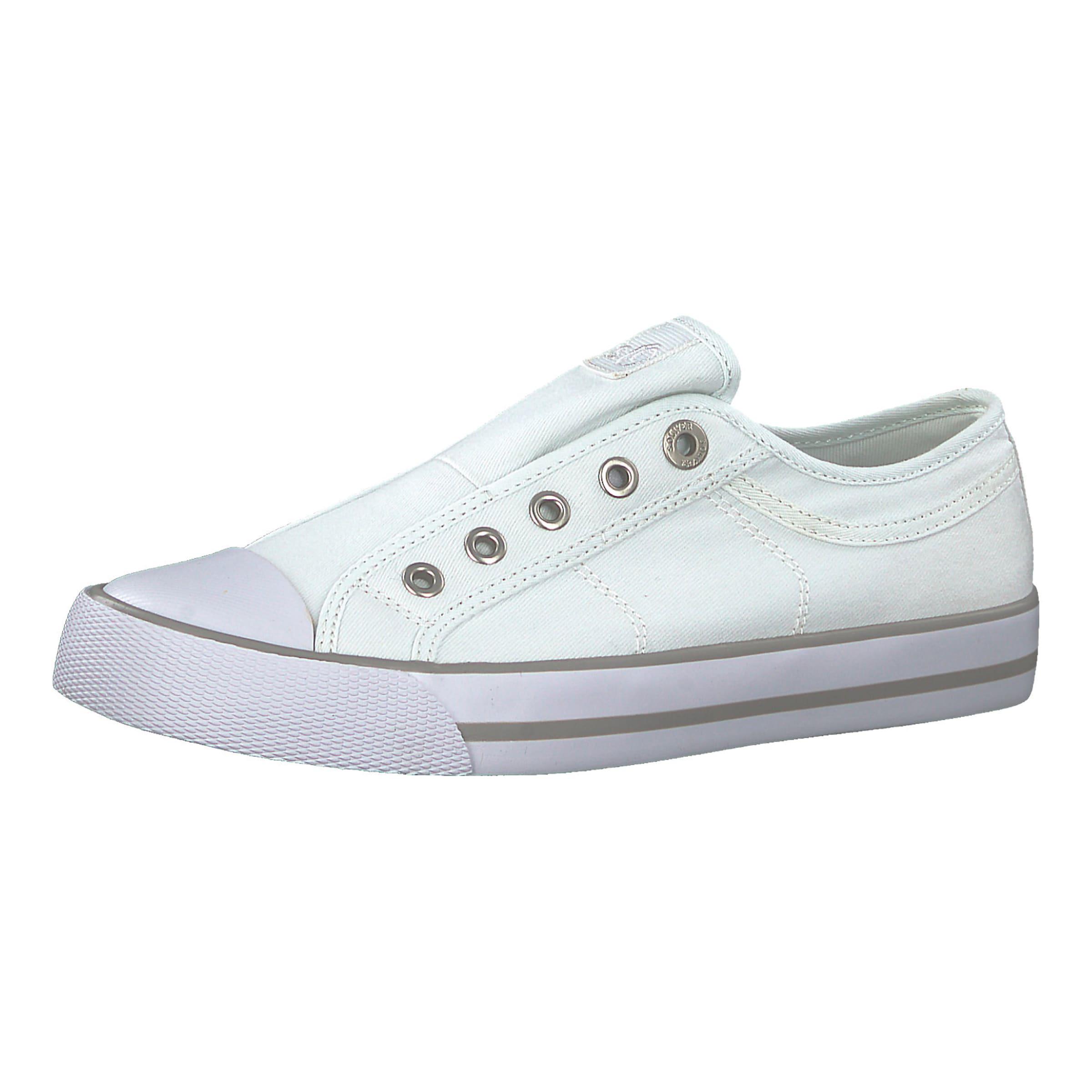 s.Oliver RED LABEL Schnürungsloser Sneaker Hohe Qualität