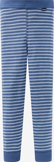SCHIESSER Unterhosen in blau / weiß, Produktansicht