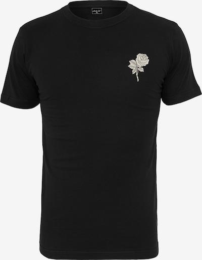 Mister Tee Shirt 'Wasted Youth' in hellgrau / dunkelgrau / feuerrot / schwarz / wollweiß, Produktansicht