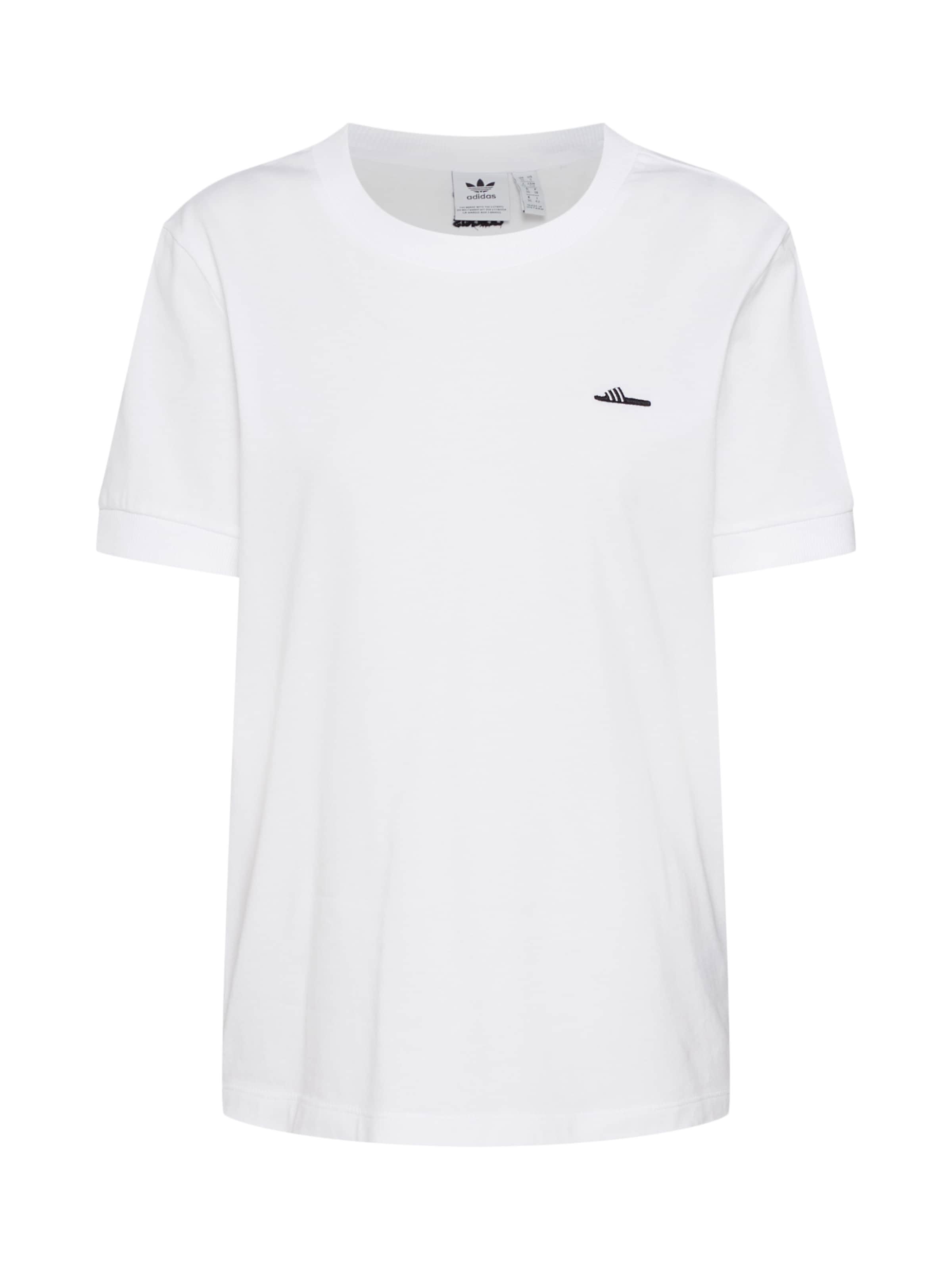 Originals Weiß In Adidas shirt T TJ3ul1FKc
