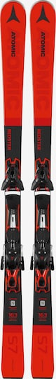 ATOMIC Race Carver 'Redster S7 + FT 12 GW' in rot / schwarz, Produktansicht
