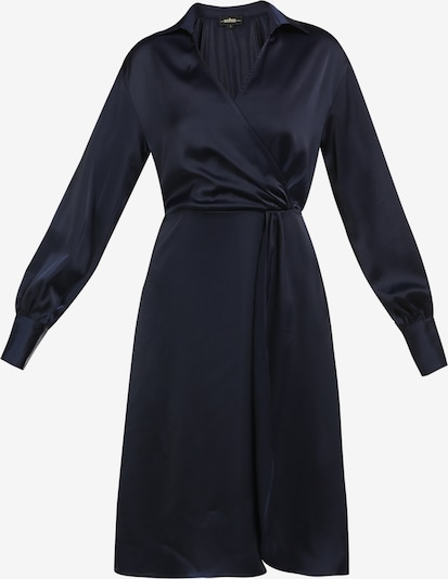 usha BLACK LABEL Kleid in marine, Produktansicht