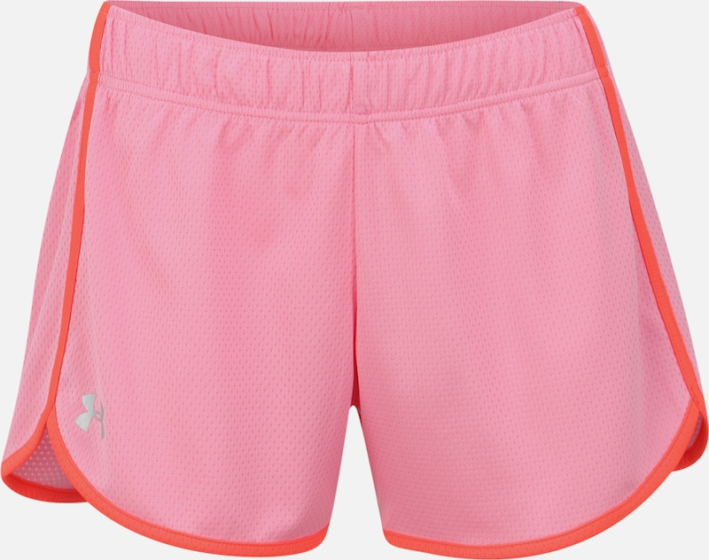 UNDER ARMOUR Shorts 'Tech Mesh' in rosa, Produktansicht