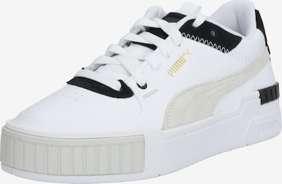 PUMA Sneaker 'Cali Sport Mix' in schwarz / weiß, Produktansicht