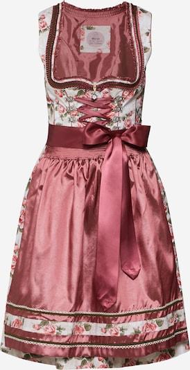 MARJO Dirndl 'Nakoma 58' in beige / pink, Produktansicht