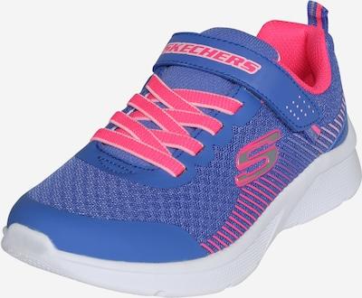 SKECHERS Sneaker 'MICROSPEC' in royalblau / pink, Produktansicht