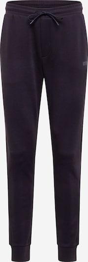 BOSS ATHLEISURE Hose 'Hadiko X' in schwarz, Produktansicht