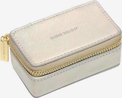 Estella Bartlett Schmuckbox in grau / silber, Produktansicht