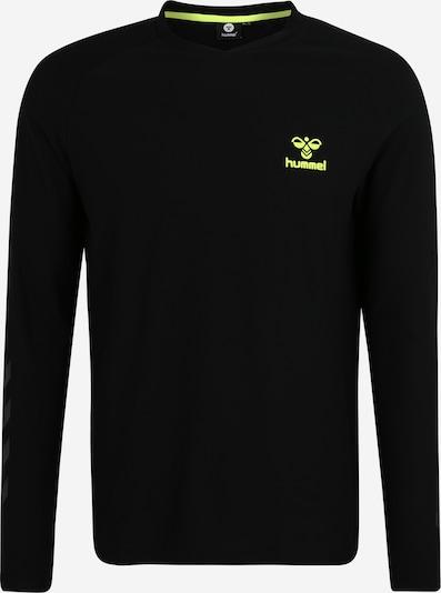 Tricou funcțional 'JAREL' Hummel pe negru, Vizualizare produs