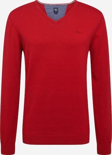 s.Oliver Sweter w kolorze czerwonym, Podgląd produktu