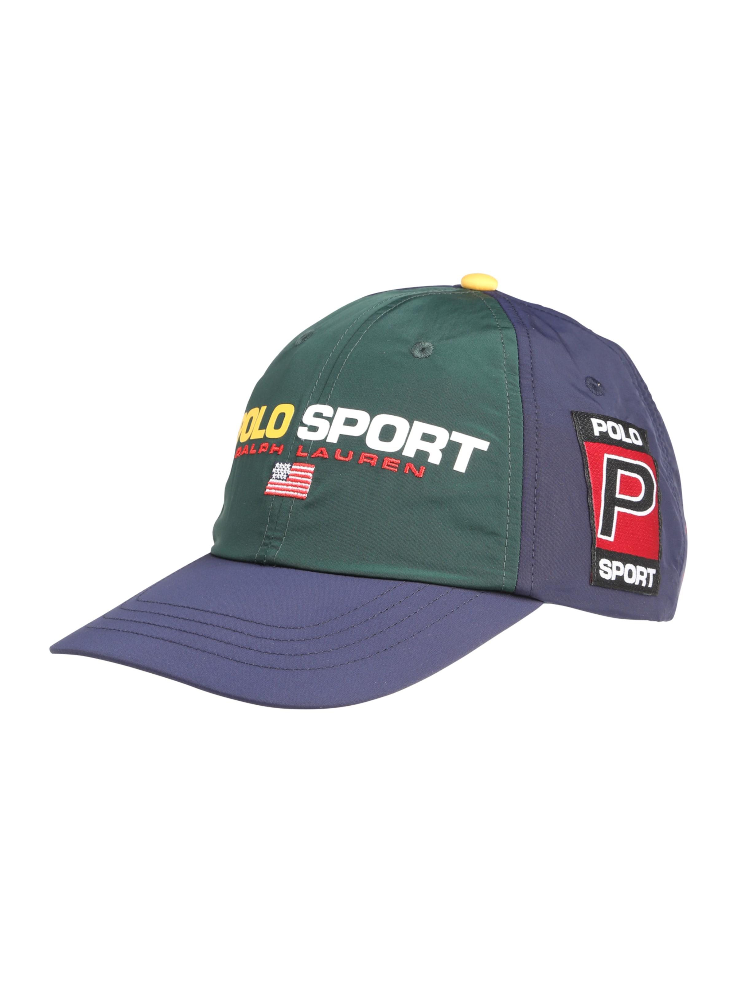 Polo 'classic In Lauren Grün Cap' Sport Ralph Cap n0k8PwO