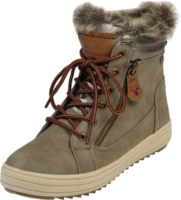 TOM TAILOR Snowboot mit Fell-Imitat