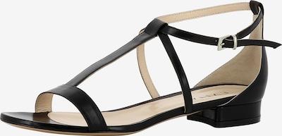 EVITA Sandale 'SALVINA' in schwarz, Produktansicht