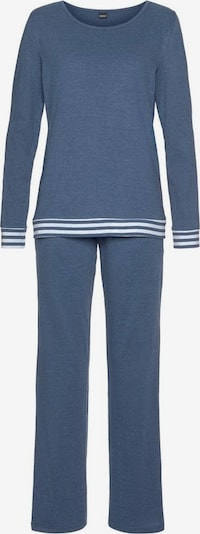 ARIZONA Pyjama in navy, Produktansicht