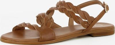 EVITA Sandale 'OLIMPIA' in braun, Produktansicht