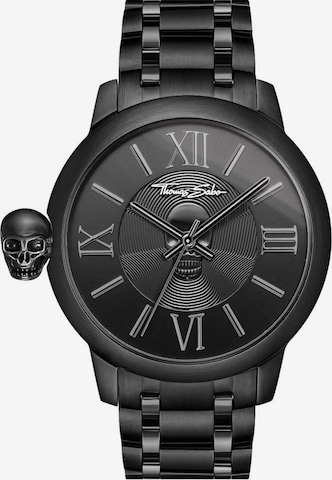 Thomas Sabo Armbanduhr in Schwarz