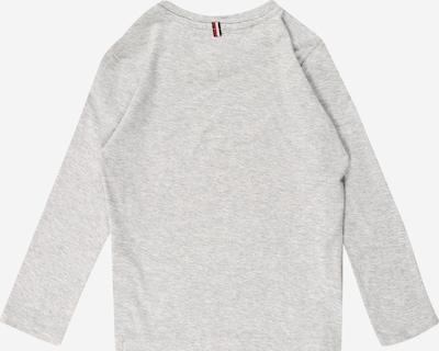 TOMMY HILFIGER T-Shirt en gris chiné: Vue de dos