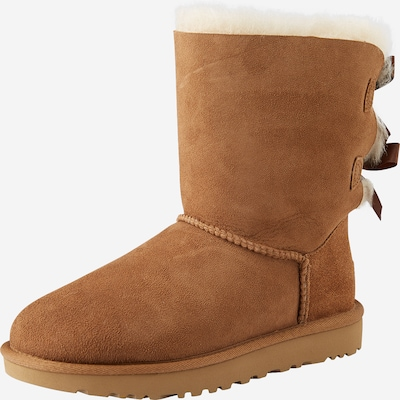 UGG Boots 'Bailey Bow II' in cognac, Produktansicht