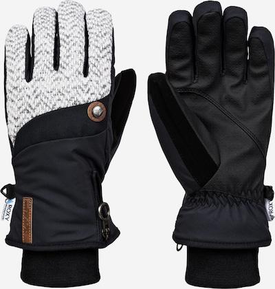 Mănuși sport 'NYMERIA' ROXY pe negru / alb, Vizualizare produs