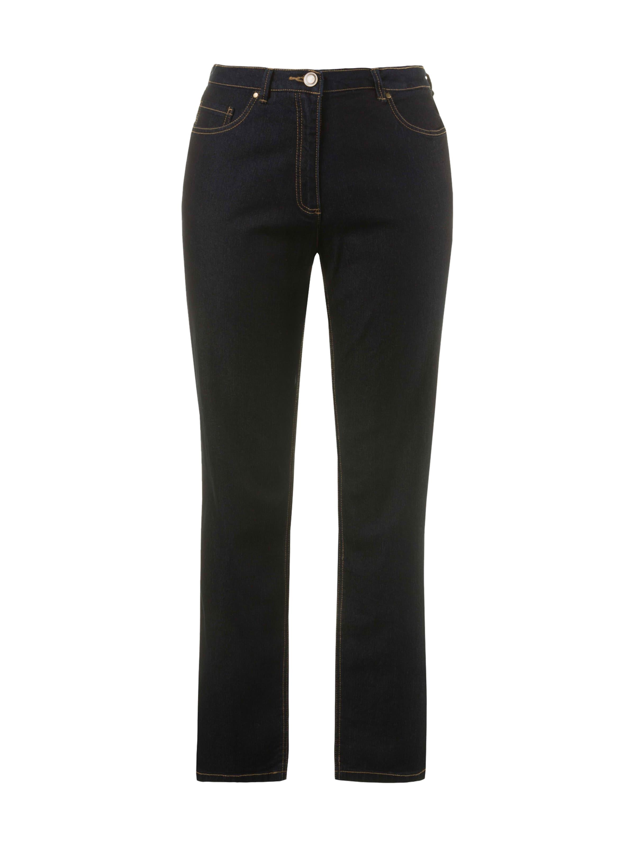 Jeans 'mandy' Ulla Popken Nachtblau In 9HbeDIYWE2