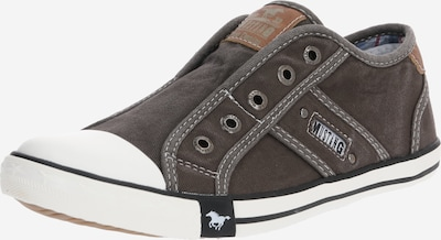 MUSTANG Sneakers in grau, Produktansicht