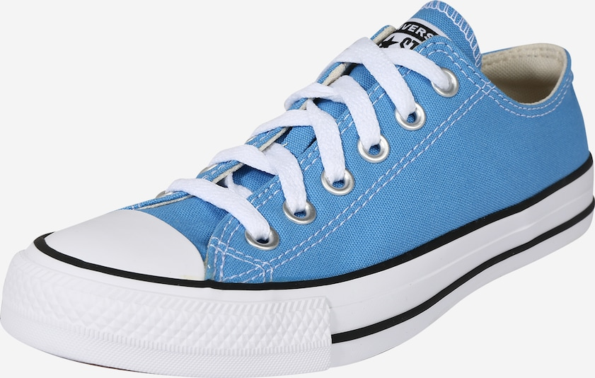CONVERSE Sneakers laag 'CHUCK TAYLOR ALL STAR - OX' in de kleur Blauw / Wit, Productweergave