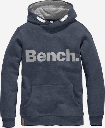 BENCH Kapuzensweatshirt in marine, Produktansicht