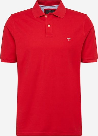 Tricou FYNCH-HATTON pe roșu, Vizualizare produs