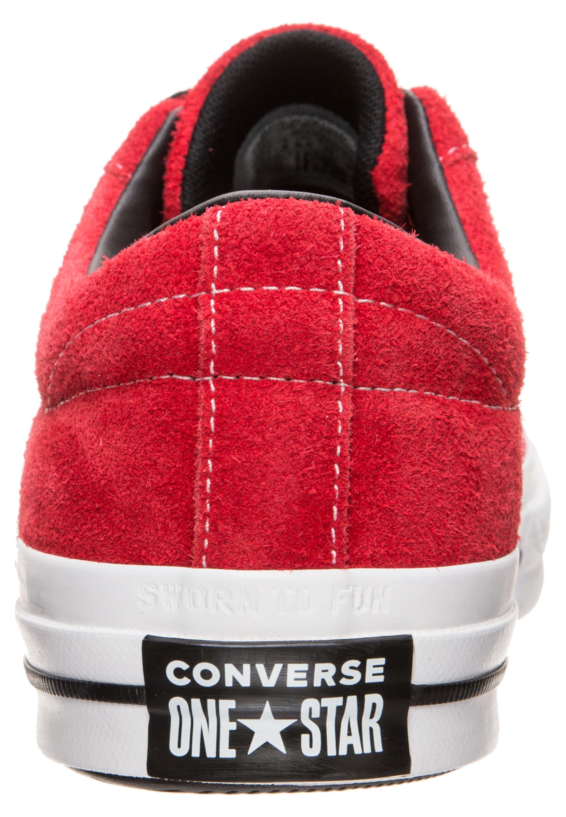 Converse Basses Baskets RougeNoir RougeNoir Converse Converse Basses En En Baskets bIvmY7gyf6